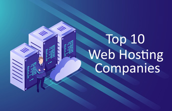 Top 10 Web Hosting Companies - BSCard