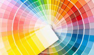 Website colours, choose website colours, colours for website