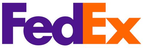FedEx Logo, FedEx company logo