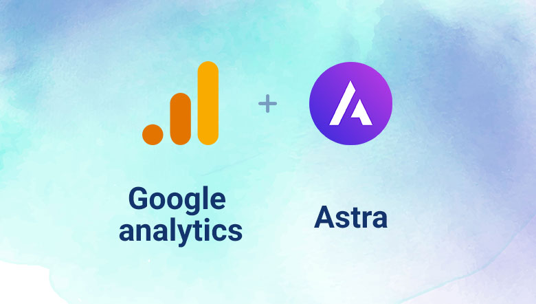 How to add Google Analytics code in Astra theme