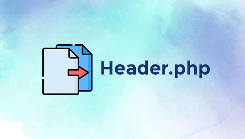 How to copy Header.php from parent theme to child theme