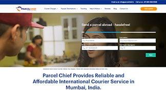 Parcel Chief - Case Study New
